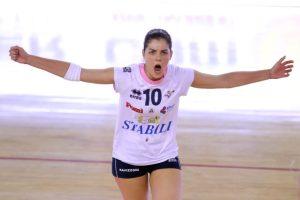 Volley Soverato – Il nuovo libero è l'esperta Giulia Gibertini