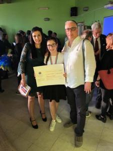 """Premio """"Cittadinanza attiva Caterina Galasso"""""""