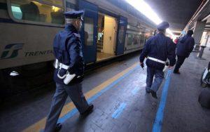 Ragazzo minorenne sotto un treno, ipotesi tentato suicidio