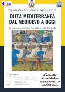 Chiaravalle Centrale, la dieta dei Normanni con degustazione gratuita