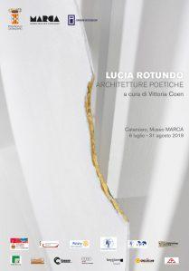 Catanzaro – Sabato 6 luglio al Museo Marca l'inaugurazione della mostra di Lucia Rotundo