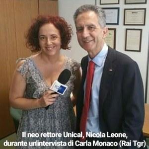 Università della Calabria, il prof. Nicola Leone nuovo Rettore