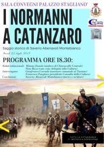 """Chiaravalle Centrale, il 25 luglio prendono il via le """"Giornate normanne"""""""