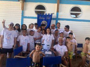 Soverato, grande successo per la prima Rotary Cup