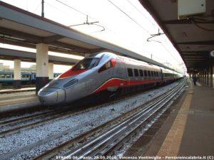 Frecciargento Sibari – Bolzano: le considerazioni dell'Associazione Ferrovie in Calabria