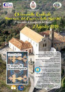 Chiaravalle Centrale, venerdì 2 agosto la giornata di riscoperta del borgo