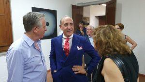 "Chiaravalle, straordinario esordio per la mostra ""Artecontemporanea"""
