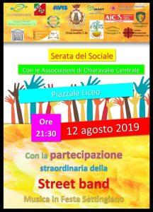 Oggi a Chiaravalle la Festa del Sociale