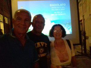 Tributo popolare per la regista Imelda Bonato e il suo film-evento su Badolato