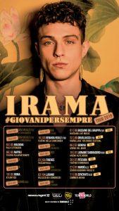 Summer Arena, domenica 11 è il turno dell'atteso concerto di Irama a Soverato