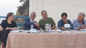 Gli scrittori Talarico e Pungitore alla rassegna Liber@Estate 2019