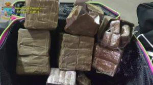 """Operazione """"Silkroad"""": tritolo, armi e 4 kg di hashish. Arrestate due persone"""