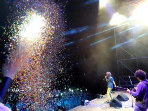"""Catanzaro – Bagno di folla per il concerto di Eman a """"Settembre al Parco"""""""