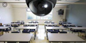 Telecamere a scuola, per spiare chi?