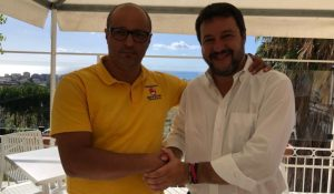 Basta Vittime Sulla S.S.106 – Il Presidente Fabio Pugliese incontra l'On. Matteo Salvini