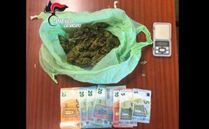 Trovato in possesso di marijuana, 48enne arrestato nel catanzarese