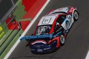 Iaquinta si gioca il titolo a Monza  nell'ultimo round della Carrera Cup Italia
