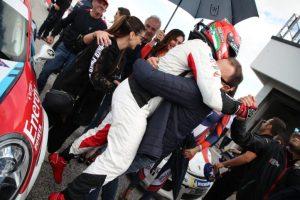 Il calabrese Iaquinta sbanca Monza e conquista il titolo della Carrera Cup Italia!