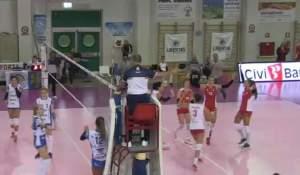 Arrivano i primi tre punti della stagione per il Volley Soverato. Esordio ok a Martignacco