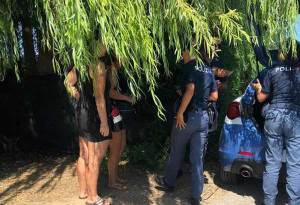 Controlli antiprostituzione della Polizia, sanzioni e allontanamenti