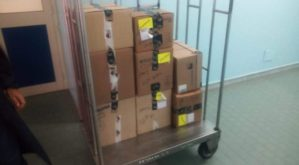 Consegnati 300 libri al reparto di pediatria dell'ospedale di Soverato