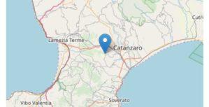 Nuova leggera scossa di terremoto nel catanzarese