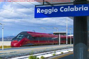 """Giro di prova di Italo in Calabria: l'Associazione """"Ferrovie in Calabria"""" scrive a Nuovo Trasporto Viaggiatori"""
