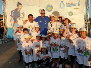 Anche i piccoli della Joy Volley tra i protagonisti del Gioca Volley S3 in sicurezza