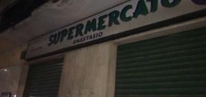 Dopo 100 anni chiude i battenti storico supermercato di Soverato