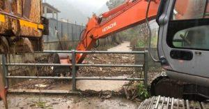 Maltempo nella Provincia di Catanzaro, esonda un torrente