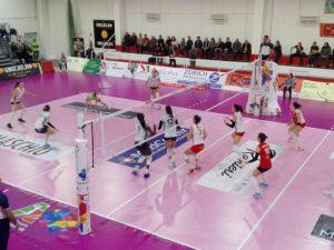 Il Volley Soverato supera Sassuolo e mantiene l'imbattibilità interna