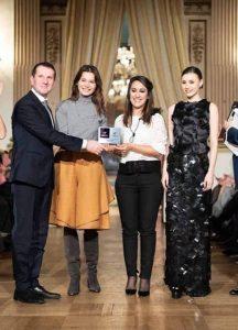 La collezione della stilista soveratese Azzurra di Lorenzo alla 23ª Edizione del World Of Fashion di Roma