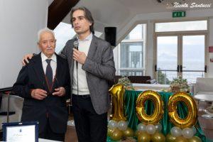 Ferroviere Demetrio Spanò di Reggio Calabria e i suoi cento anni ricordando Isca e Badolato