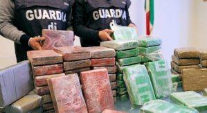 La 'ndrangheta solo con il traffico di cocaina guadagna 30 miliardi di euro