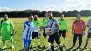 Calcio – Campionato UISP over 35: festival del gol!