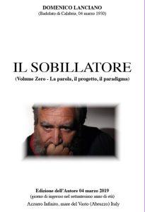 Domenico Lanciano, Il Sobillatore, regala il suo più recente libro