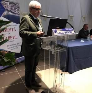 Raffaele Mancini plaude alla proposta fatta dall'On. Ferro di prevedere un centro COVID in Calabria