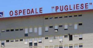 Coronavirus, nove casi positivi registrati all'ospedale Pugliese-Ciaccio di Catanzaro
