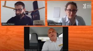 [VIDEO] Bandiera Blu a 14 comuni calabresi: il gemellaggio tra Tropea e Sellia Marina su DB Radio