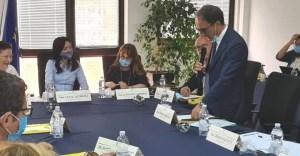 """Abramo al tavolo tecnico con il Ministro Azzolina: """"Non basta parlare di interventi senza finanziamenti e tempi certi"""""""