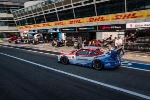 Esordio di prestigio per il calabrese Simone Iaquinta nel mondiale Porsche