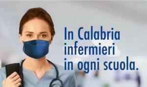 Coronavirus, la Santelli dispone la presenza di un infermiere in ogni scuola
