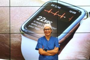 Pubblicati i risultati di uno studio dell'Università di Catanzaro, arriva lo smartwatch salva cuore