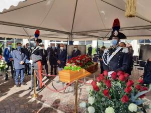 Aperta camera ardente della presidente Jole Santelli, l'ultimo saluto della Calabria