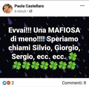 Offese alla Santelli, Liceo genovese punisce l'insegnante