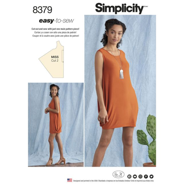 Simplicity 8379 cover