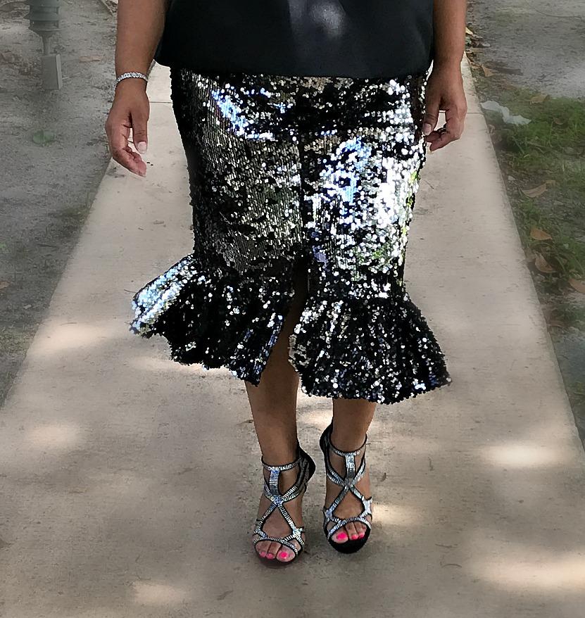 Simplicity 8394 skirt