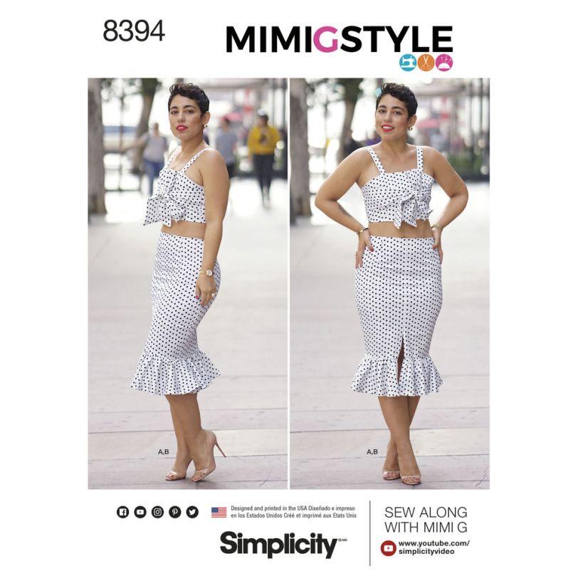 simplicity 8394
