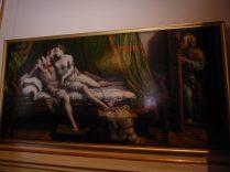 Vous reconnaîtrez le pinceau de De Vinci...