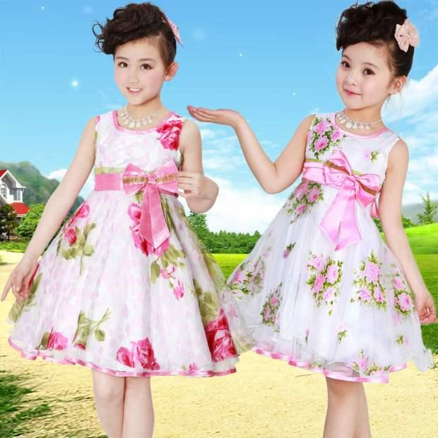 صور ملابس عيد الفطر للاطفال جامدة